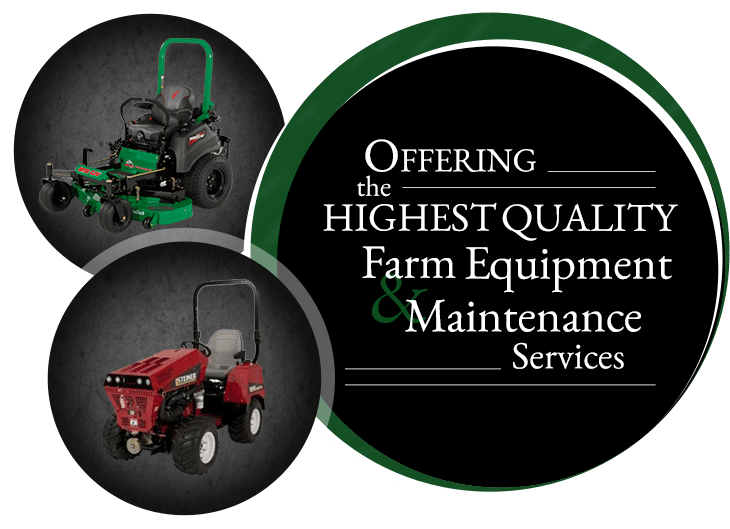 Steiner and Fastcat tractor. Offering the HIGHEST QUALITY Farm Equipment & Maintenance Services